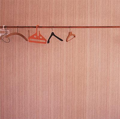 Kleiderbügel - p2680953 von Dirk Brömmel