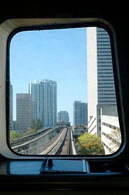 Downtown Miami - p5410043 von Sylvia Serrado