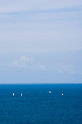 Schiffe in weiter Ferne - p900m951175 von Michael Moser