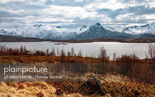 Bergwelt der Lofoten - p1168m2143128 von Thomas Günther