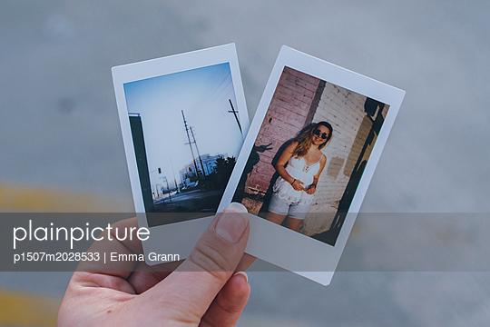 Polaroids - p1507m2028533 von Emma Grann