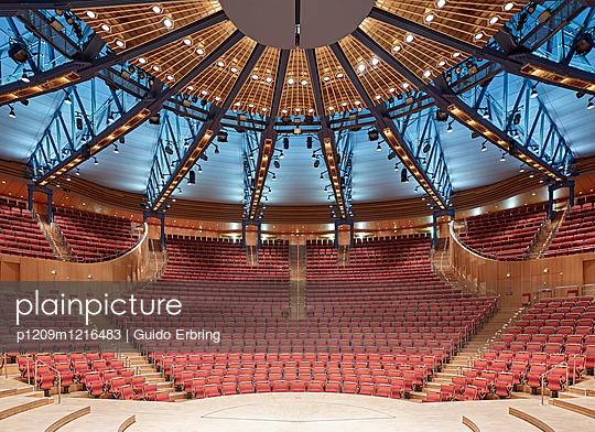 Philharmonie Köln - p1209m1216483 von Guido Erbring