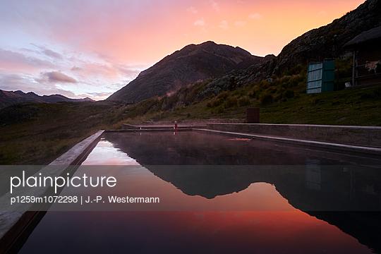 Thermalquelle - p1259m1072298 von J.-P. Westermann