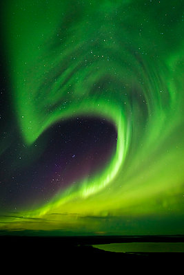 Northern lights  - p1241m1105110 by Topi Ylä-Mononen
