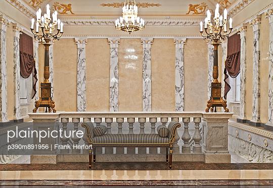 Luxury hotel - p390m891956 by Frank Herfort