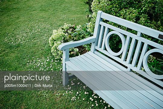 Gartenbank - p305m1000411 von Dirk Morla