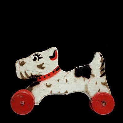 Nachziehhund - p4500212 von Hanka Steidle