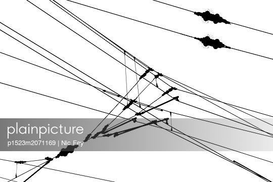 Elektrizität - p1523m2071169 von Nic Fey