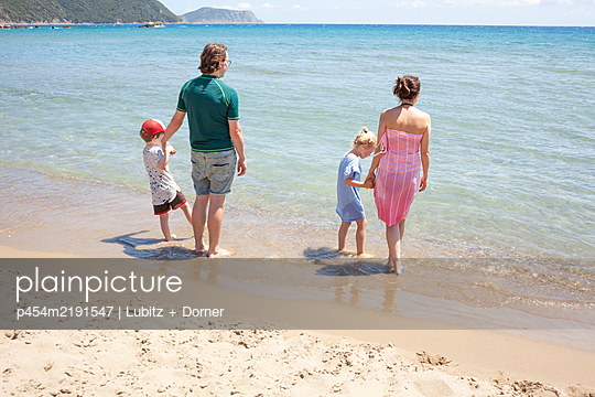 Wunderbares Mittelmeer - p454m2191547 von Lubitz + Dorner