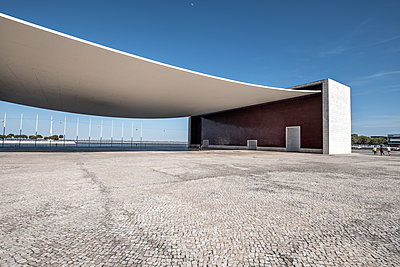 Portugal, Lisbon,  Portuguese Pavilion of the Expo - p335m2177629 by Andreas Körner