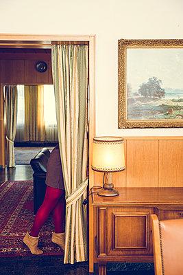 Im Herrenhaus - p904m1133718 von Stefanie Päffgen