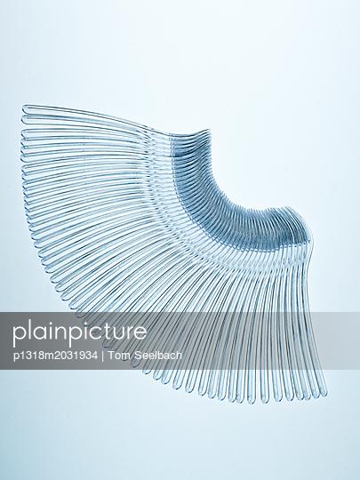 Strukturen Plastik Gabeln - p1318m2031934 von Tom Seelbach