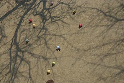 Boule spielen - p2600189 von Frank Dan Hofacker