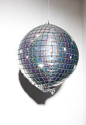 Disco ball - p1043m2059754 by Ralf Grossek