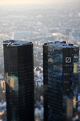 Bankenviertel  - p1354m1362620 von Kaiser