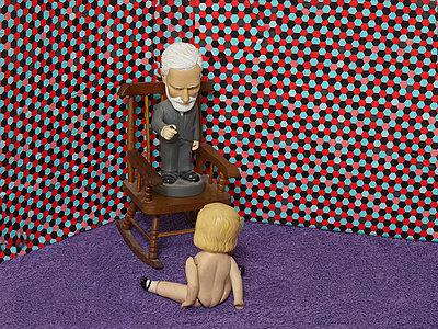 dolls - p1413m1511458 by Pupa Neumann