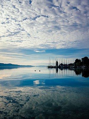 Germany, Baden-Wuerttemberg, Bodman-Ludwigshafen, Lake Constance - p300m1050497f by Markus Keller