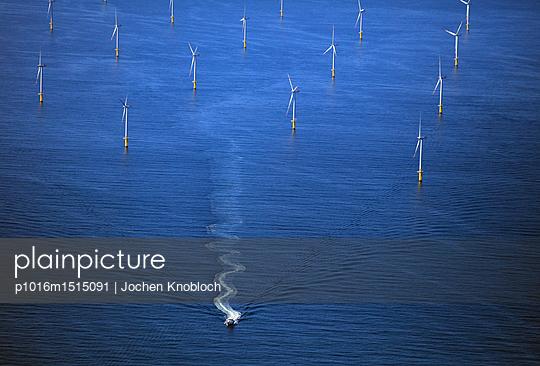 Windpark - p1016m1515091 von Jochen Knobloch