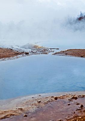 Heiße Quelle - p916m1532060 von the Glint
