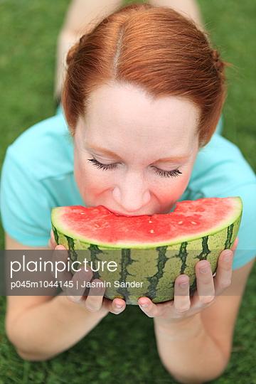Watermelon - p045m1044145 by Jasmin Sander