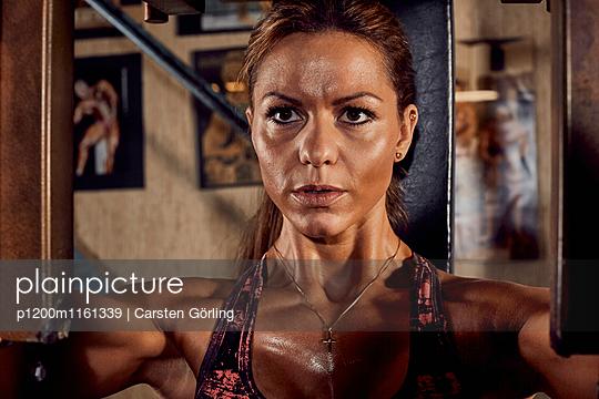 Bodybuilding - p1200m1161339 von Carsten Görling