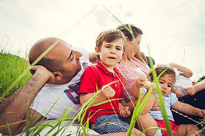 Familienausflug - p904m1065023 von Stefanie Päffgen