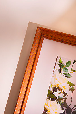 Picture frame - p1149m2280197 by Yvonne Röder