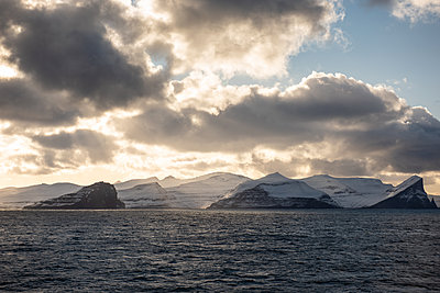 Moody light at the Faroes - p1354m2278828 by Kaiser