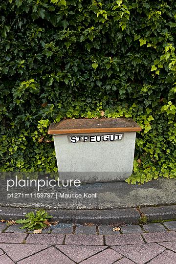 Streugut - p1271m1159797 von Maurice Kohl