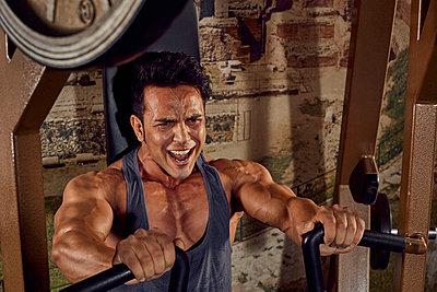 Bodybuilding - p1200m1161359 von Carsten Görling
