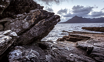 Elgol - p1234m1044591 by mathias janke