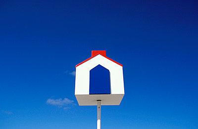 Haus am Stiel - p2200288 von Kai Jabs