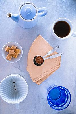 Filterkaffee - p1149m2086693 von Yvonne Röder