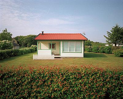 Ordentliches Ferienhaus mit Garten - p3880519 von Matthew Robinson