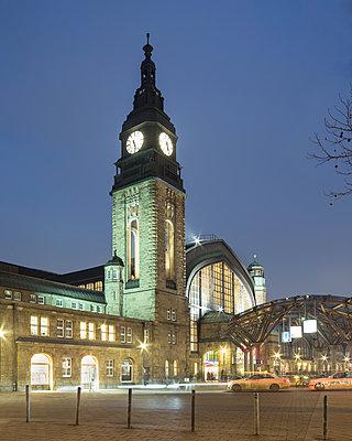 Hauptbahnhof Hamburg - p1222m1214209 von Jérome Gerull
