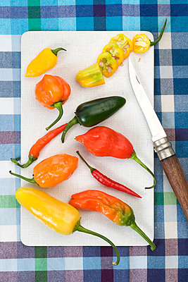 Different peppers - p6660014 by Sennaa