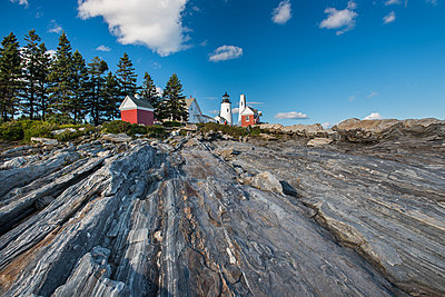 Pemaquid Point Light - p954m1171340 von Heidi Mayer