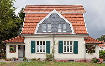 Haus in der Siedlung Teutoburgia VI - p105m882386 von André Schuster