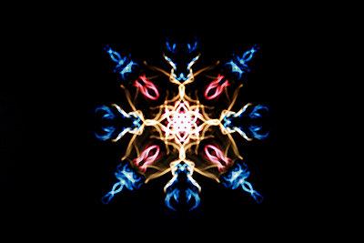 Lightpainting - p1189m1123072 by Adnan Arnaout