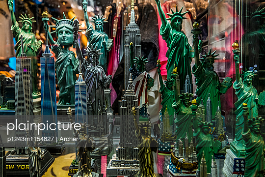 Andenken an New York - p1243m1154827 von Archer