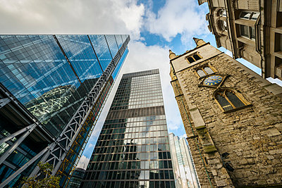 City of London, England, UK - p429m976563 by Mischa Keijser