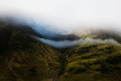 Misty mountain - p9240076 by Image Source