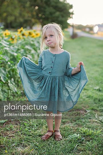 Portrait - p1361m1488365 von Suzanne Gipson