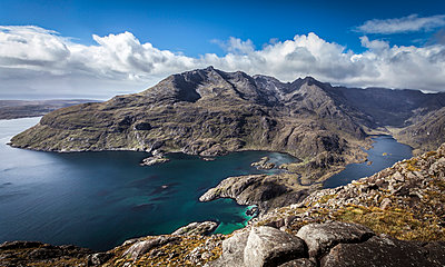 Cuillin Hills - p1234m1050272 by mathias janke