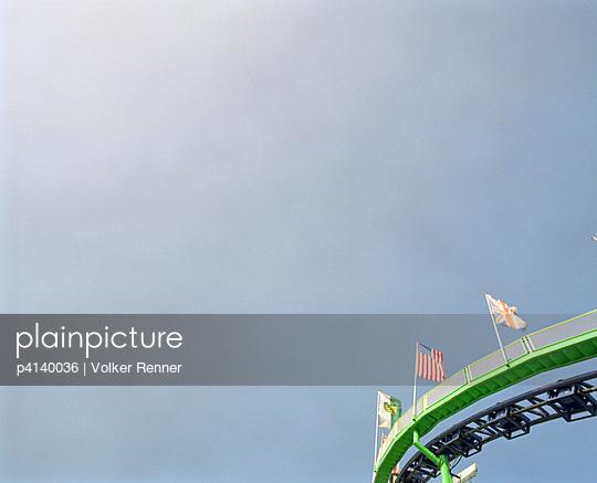 Fairground - p4140036 by Volker Renner
