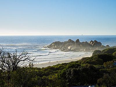 Küste in Südafrika - p1075m1573872 von jocl