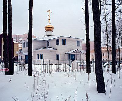 Waldkirche - p1317m1149801 von teryoshi