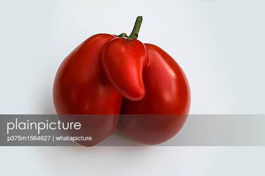 Sexy Tomato - p375m1564627 von whatapicture