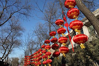 Chinesische Lampions - p0420401 von Mathew Bauer