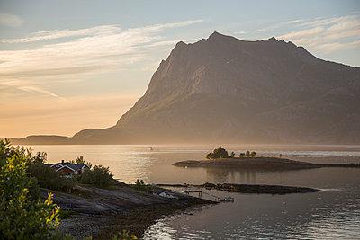 Norwegen - p322m1040886 von Simo Vunneli